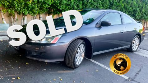 2007 Honda Accord EX-L in cathedral city