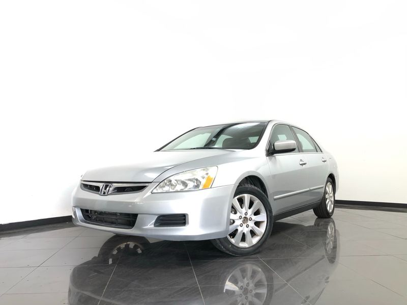 2007 Honda Accord *Easy Payment Options* | The Auto Cave in Dallas