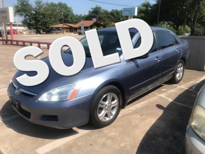 2007 Honda Accord EX | Ft. Worth, TX | Auto World Sales LLC In ...