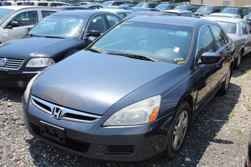 2007 Honda Accord EX-L  city MD  South County Public Auto Auction  in Harwood, MD