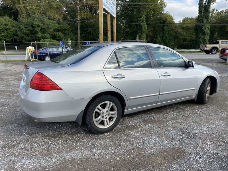 2007 Honda Accord LX SE  city MD  South County Public Auto Auction  in Harwood, MD