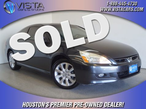 2007 Honda Accord EX-L in Houston, Texas