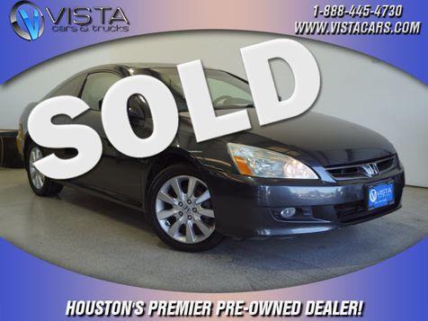 2007 Honda Accord EX-L in Houston, Texas
