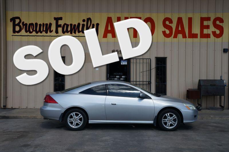 2007 Honda Accord LX | Houston, TX | Brown Family Auto Sales in Houston TX