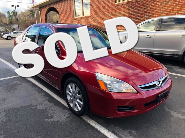 2007 Honda Accord EX-L Knoxville , Tennessee