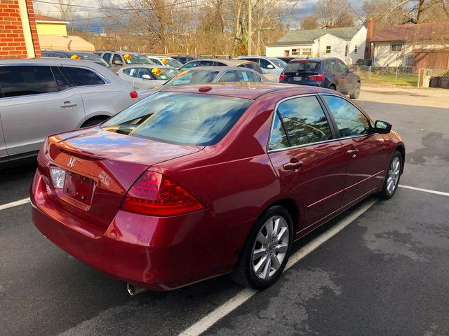 2007 Honda Accord EX-L Knoxville , Tennessee 46