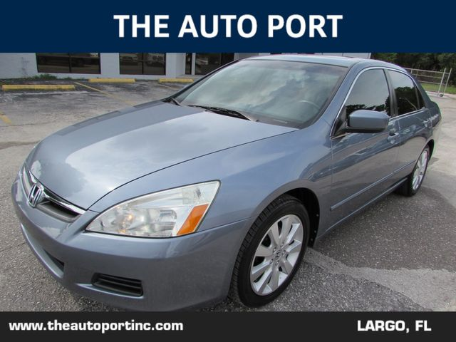 2007 Honda Accord EX-L W/NAVI in Largo, Florida 33773