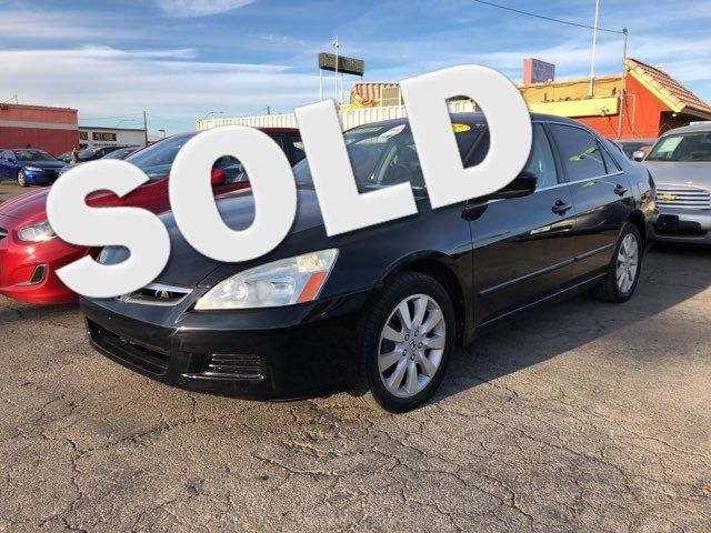 2007 Honda Accord EX-L CAR PROS AUTO CENTER ( 702) 405-9905 Las Vegas, Nevada