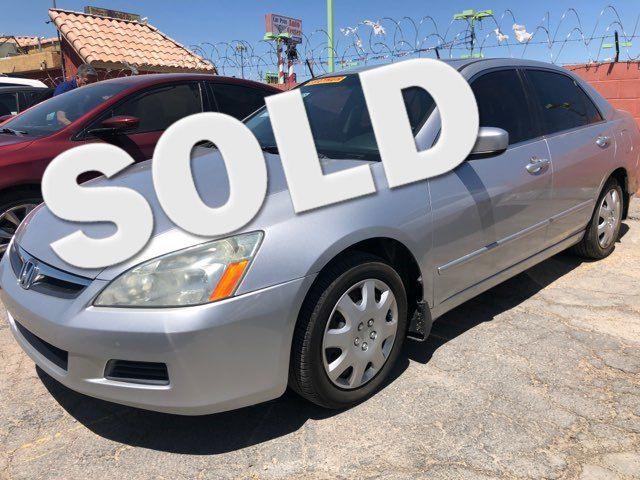 2007 Honda Accord EX-L CAR PROS AUTO CENTER (702) 405-9905 Las Vegas, Nevada