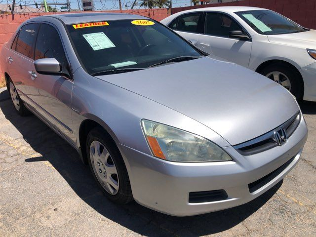 2007 Honda Accord EX-L CAR PROS AUTO CENTER (702) 405-9905 Las Vegas, Nevada 1