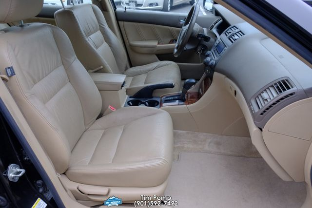 2007 Honda Accord EX-L SUNROOF LEATHER in Memphis, Tennessee 38115
