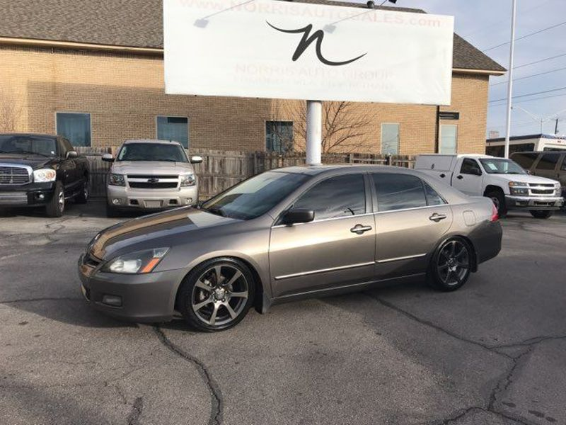 2007 Honda Accord EX | Oklahoma City, OK | Norris Auto Sales (NW 39th) in Oklahoma City OK