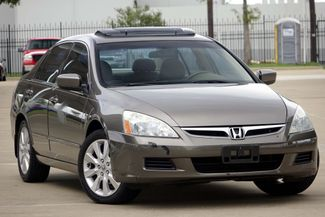 2007 Honda Accord EX-L* Sunroof* Leather* EZ Finance** | Plano, TX | Carrick's Autos in Plano TX