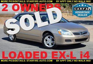 2007 Honda Accord EX-L Santa Clarita, CA