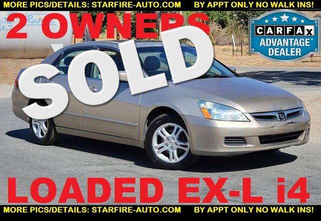 2007 Honda Accord EX-L Santa Clarita, CA 0