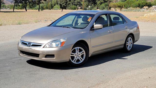 2007 Honda Accord EX-L Santa Clarita, CA 1