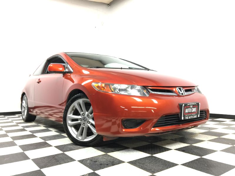 2007 Honda Civic *Approved Monthly Payments*   The Auto Cave in Addison