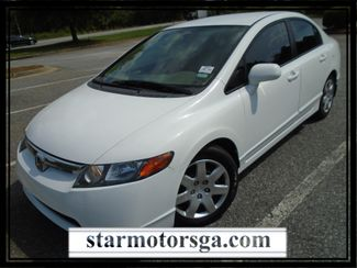 2007 Honda Civic LX in Alpharetta, GA 30004