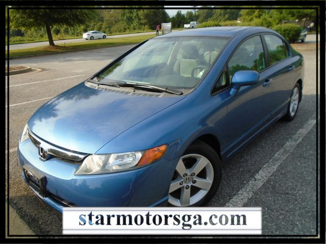 2007 Honda Civic EX in Alpharetta, GA 30004