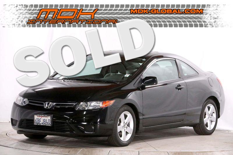 2007 Honda Civic EX - Only 38K miles - 1 owner  city California  MDK International  in Los Angeles, California