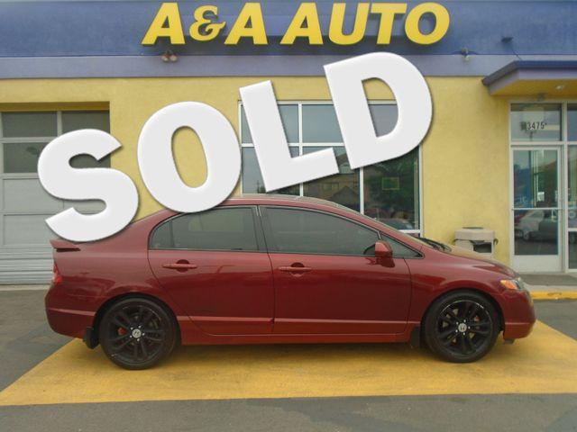 2007 Honda Civic SI in Englewood CO, 80110