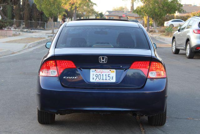 2007 Honda CIVIC EX SEDAN AUTOMATIC 75K MLS ALLY WHLS SERVICE RECORDS in Woodland Hills CA, 91367