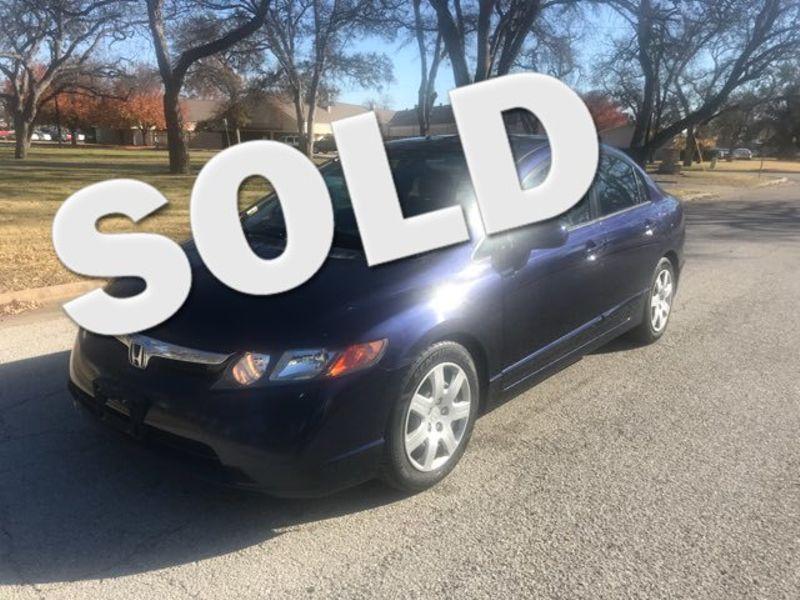 2007 Honda Civic LX | Ft. Worth, TX | Auto World Sales LLC in Ft. Worth TX