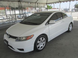 2007 Honda Civic LX Gardena, California