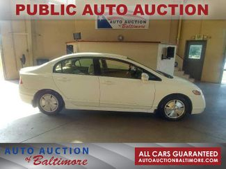 2007 Honda Civic    JOPPA, MD   Auto Auction of Baltimore  in Joppa MD