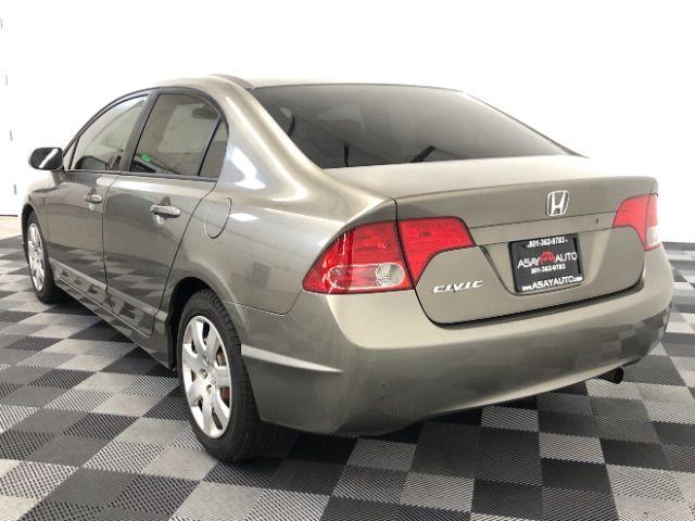 2007 Honda Civic LX LINDON, UT 3