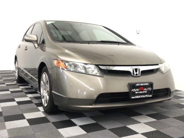 2007 Honda Civic LX LINDON, UT 5