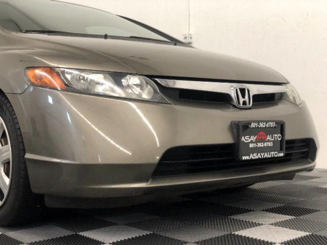 2007 Honda Civic LX LINDON, UT 8