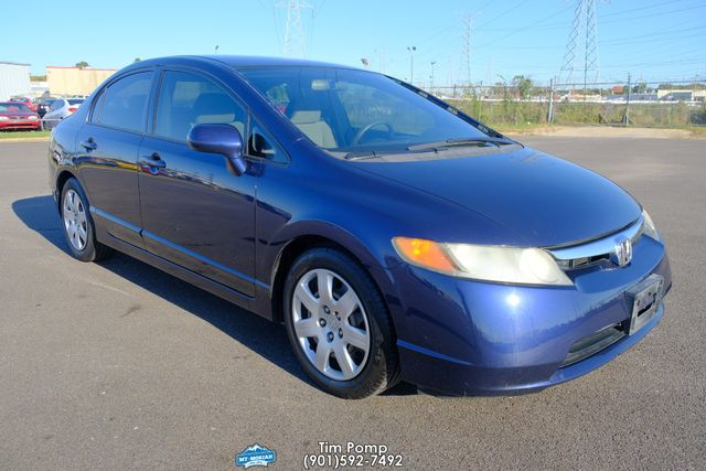2007 Honda Civic LX in Memphis Tennessee, 38115