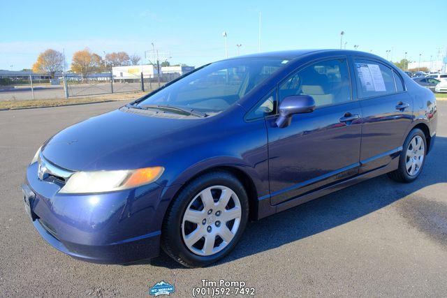 2007 Honda Civic LX in Memphis Tennessee, 38115