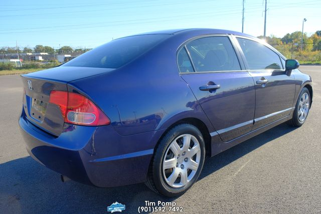 2007 Honda Civic LX in Memphis, Tennessee 38115