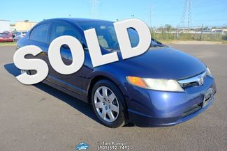 2007 Honda Civic LX | Memphis, Tennessee | Tim Pomp - The Auto Broker in  Tennessee