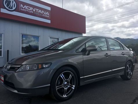 2007 Honda Civic Si Sedan 4D in