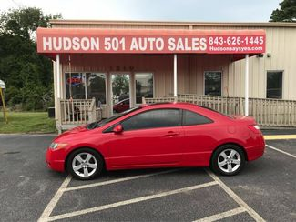 2007 Honda Civic EX | Myrtle Beach, South Carolina | Hudson Auto Sales in Myrtle Beach South Carolina