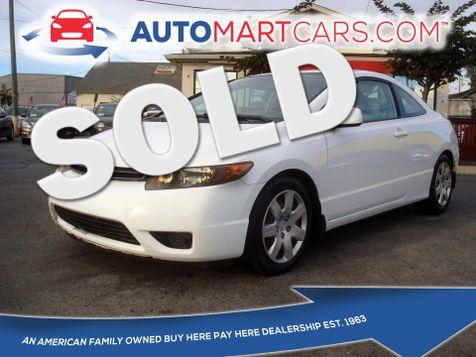 2007 Honda Civic LX | Nashville, Tennessee | Auto Mart Used Cars Inc. in Nashville, Tennessee
