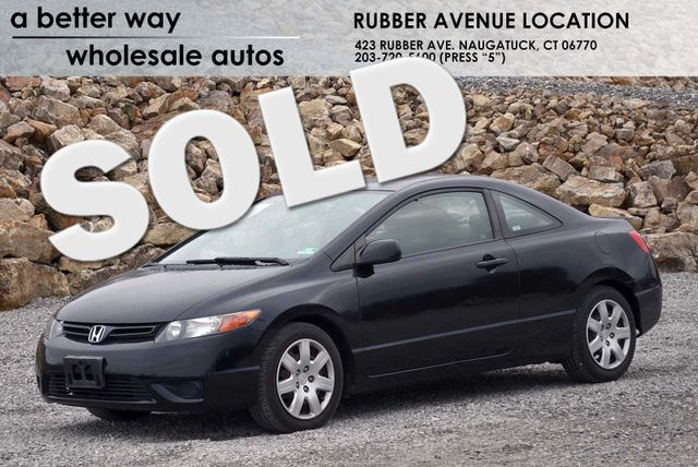 2007 Honda Civic LX Naugatuck, Connecticut 0