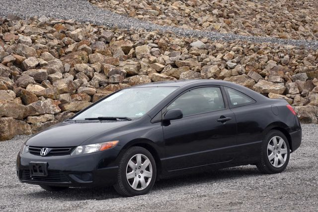 2007 Honda Civic LX Naugatuck, Connecticut 2