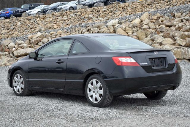 2007 Honda Civic LX Naugatuck, Connecticut 4