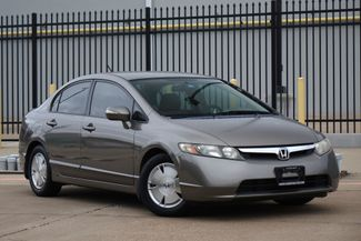 2007 Honda Civic Hybrid | Plano, TX | Carrick's Autos in Plano TX