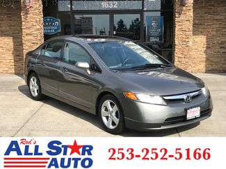 2007 Honda Civic EX in Puyallup Washington, 98371