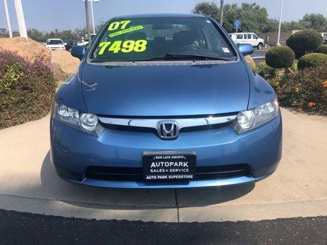 2007 Honda Civic LX   San Luis Obispo, CA   Auto Park Sales & Service in San Luis Obispo, CA