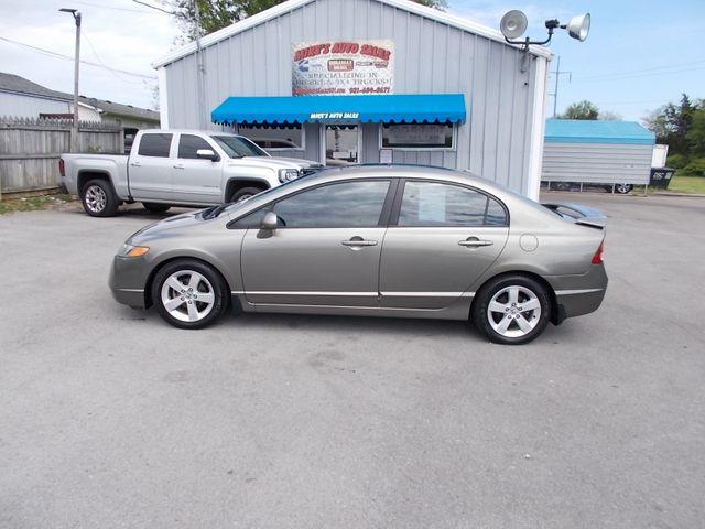 2007 Honda Civic EX Shelbyville, TN 2
