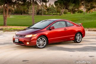 2007 Honda Civic Si  | Concord, CA | Carbuffs in Concord