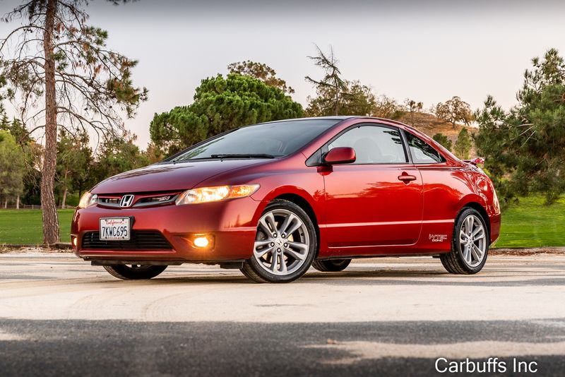 2007 Honda Civic Si  | Concord, CA | Carbuffs in Concord, CA