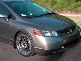 2007 Honda Civic Si Sedan Navigation Leather Only 2300 Miles Great Mods As New Condition  city California  Auto Fitness Class Benz  in , California