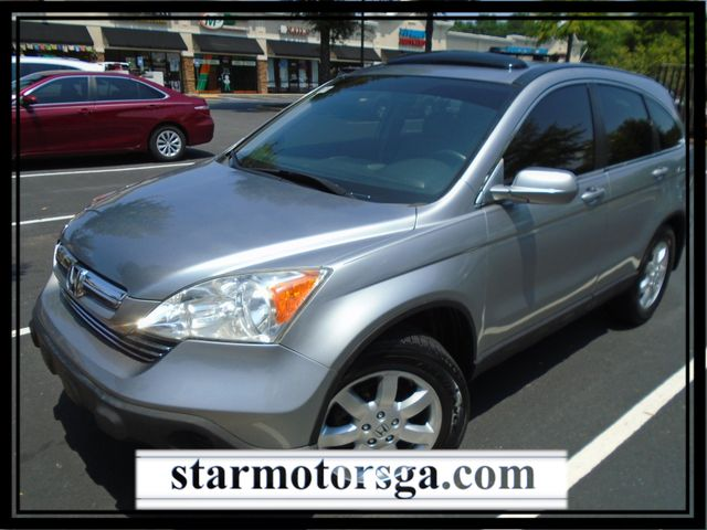 2007 Honda CR-V EX-L with Navigation